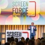 Screenforce Day – der Nachmittag der TV Branche mit News-, Doku- und Soap-Elementen.